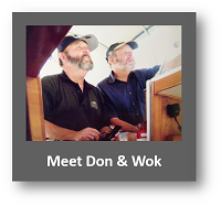 Meet Wok & Don