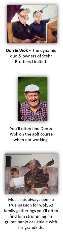 Meet Don & Wok - About Us